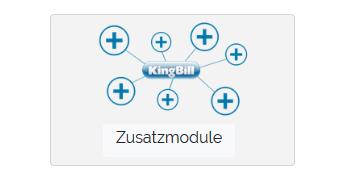 KingBill - Zusatzmodule